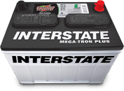 interstate mega-tron plus battery